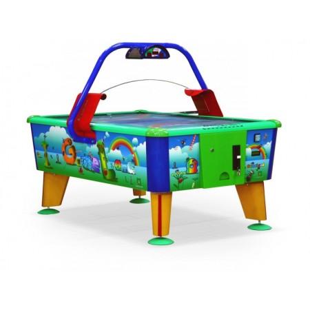 Аэрохоккей «Gameland» 5 ф (163 х 107 х 67 см, цветной, жетоноприемник)