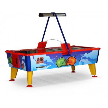 Аэрохоккей «Air Battle» 8 ф (238 х 128 х 83 см, цветной, купюроприемник)