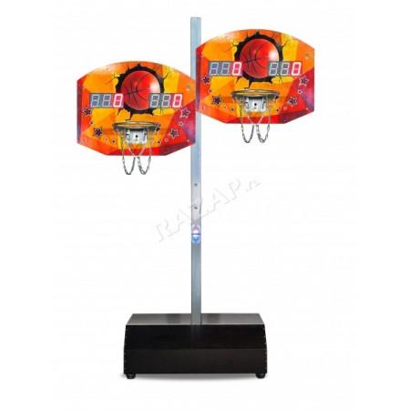 Двойной баскетбольный щит