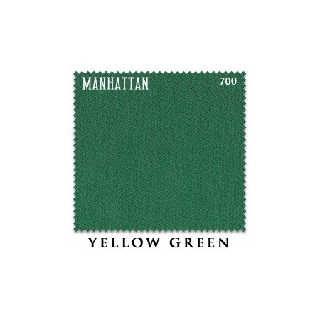 Сукно MANHATTAN 700 195СМ (желто-зеленое)