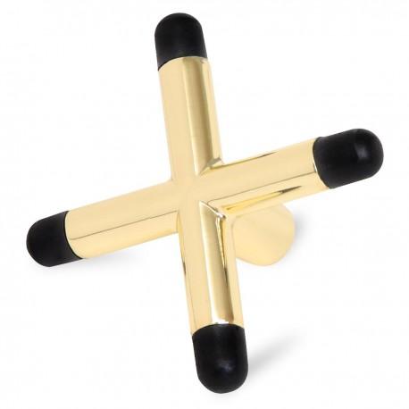 Пластиковый наконечник cross из латуни