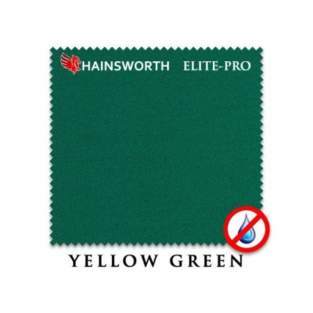 HAINSWORTH ELITE PRO WATERPROOF 198СМ YELLOW GREEN