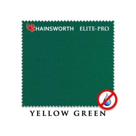 HAINSWORTH ELITE PRO WATERPROOF 198СМ YELLOW GREEN