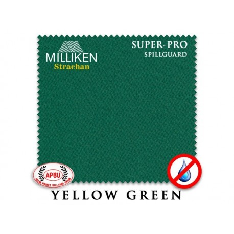 MILLIKEN STRACHAN SUPERPRO SPILLGUARD 198СМ YELLOW GREEN