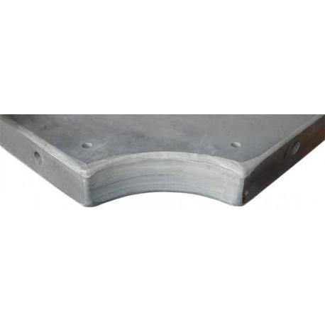 Плита «Premium-Quality Rasson» 12 ф (50 мм, 5-pc) пирамида / снукер