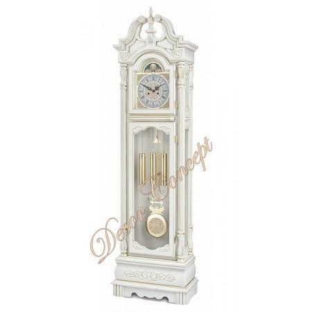 Часы Напольные Columbus  «Белый лебедь» gold