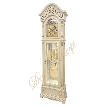 Напольные часы Columbus «Золотой иней» («Golden frost»)
