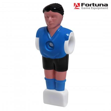 Игрок fortuna 09058-blbkd для настольного футбола