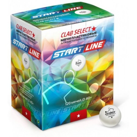 Мячи Start line Club Select 1* New