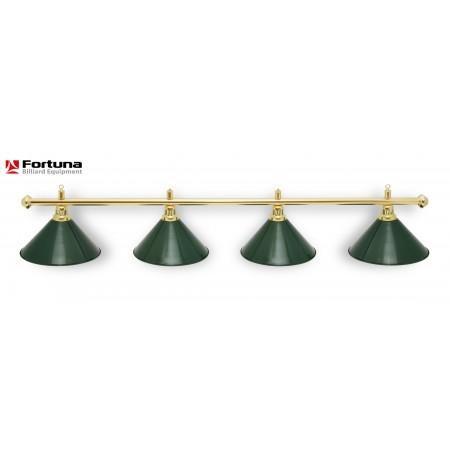 Светильник Fortuna Evergreen Luxe 4 плафона