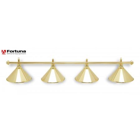 Светильник fortuna prestige golden 4 плафона