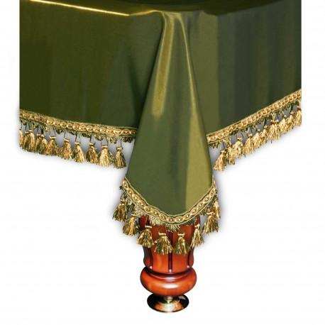 Покрывало венеция 10фт шёлк олива