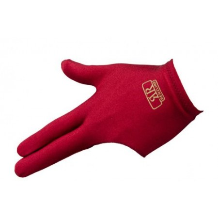 Перчатка бильярдная «Renzline Start Bordeaux» (бордовая)
