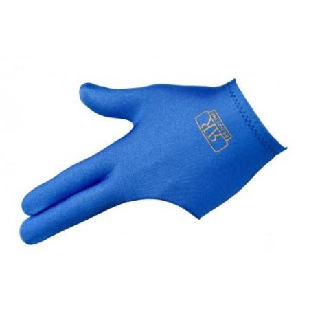 Перчатка бильярдная «Renzline Start Blue» (синяя)