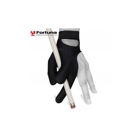 Перчатка Fortuna Classic Velcro Черная XL