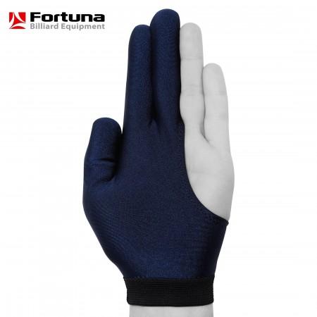 Перчатка Fortuna Classic Velcro Синяя XL