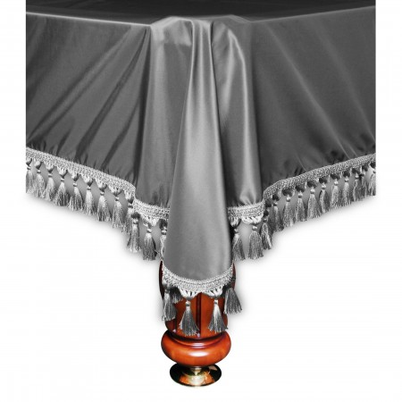 Покрывало Венеция 10 ФТ Шёлк Серебро