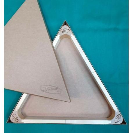Треугольник для пирамиды «КАЮКОВ» (Ясень, 70 ММ)