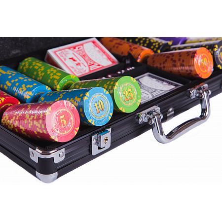 Набор для покера Compas на 300 фишек