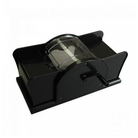 Shuffle машинка для перемешивания карт c ручным механизмом