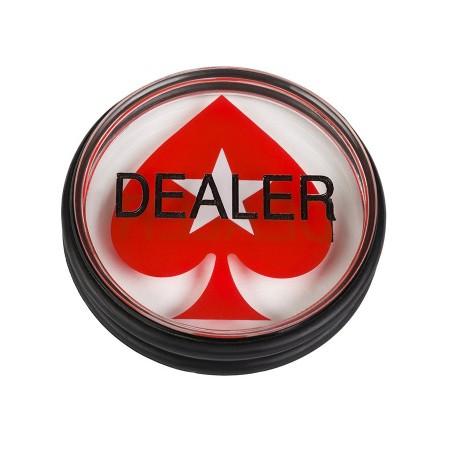 Кнопка дилера Poker Stars