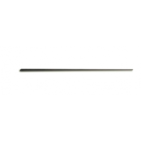 Древко для машинки (145 см, черное)