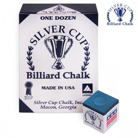 МЕЛ SILVER CUP BLUE 12ШТ.