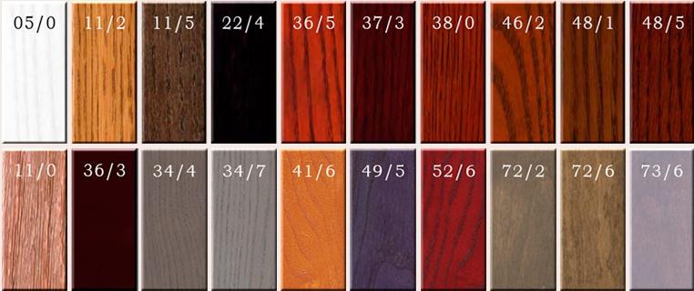 Варианты цвета бильярдного стола Виконт