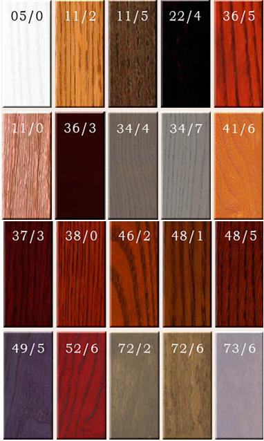 Варианты цвета бильярдного стола Адмирал